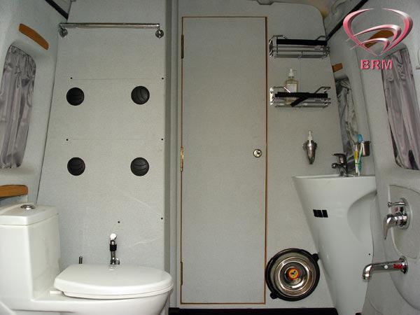 Vanity Vans Manufacturers India Vanity Van Interior